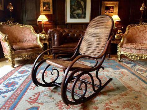 vintage thonet bentwood rocking chair at 1stdibs antique thonet chair bentwood rocker 19th