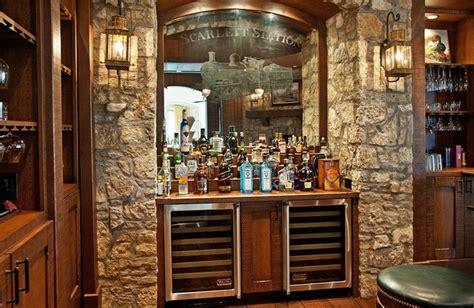 livingroom bar bar area