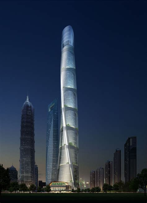 Makaroni Dower shanghai shanghai tower 632m 2073ft 128 fl