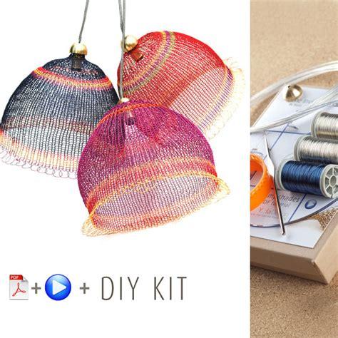 Pendant Light Kit Diy Pendant Light Kits Wire Crochet By Yoola Diy Pendant Light Kit