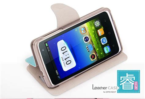 Casing Hp Oppo Find Muse jual beli flip leather oppo find muse free