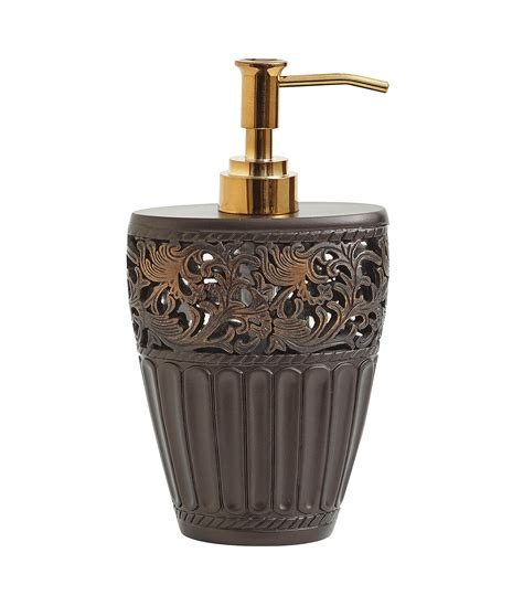 dillards bathroom sets croscill marrakesh lotion dispenser dillards