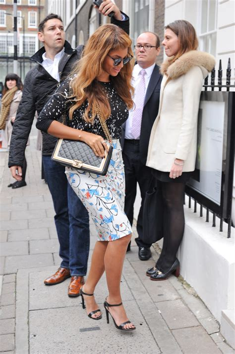 In Beyonces Closet Chanel by Beyonce The Chanel Boy Bag Just Like Everyone Else