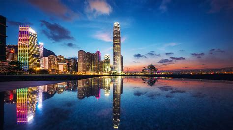 cityscape wallpaper hong kong cityscape hd wallpapers 183 4k