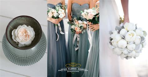 grey theme 25 classy ideas for a white grey wedding theme