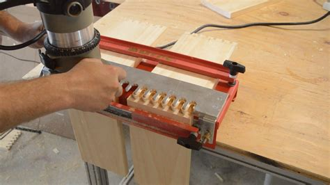 mlcs woodworking the mlcs dovetail jig how to use it