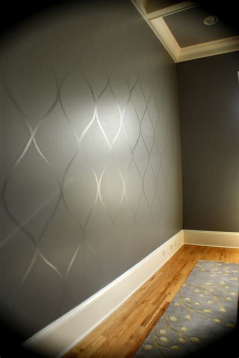 how to paint high gloss walls 34 cool ways to paint walls diy projects for teens