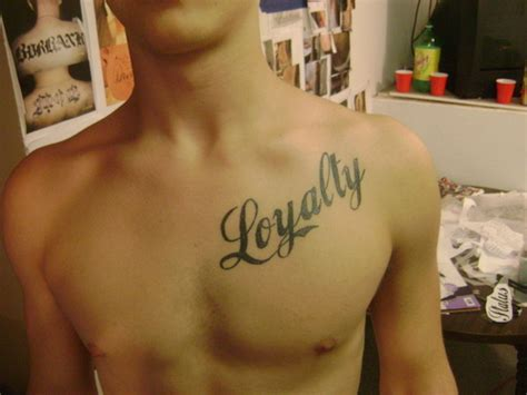 loyalty over royalty tattoo 45 unique loyalty pictures