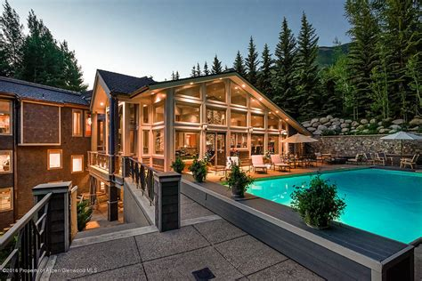 mountain homes for sale in aspen co