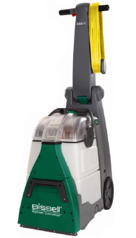 upholstery steam cleaner extractor bissell bg10 big green deep self contained carpet and