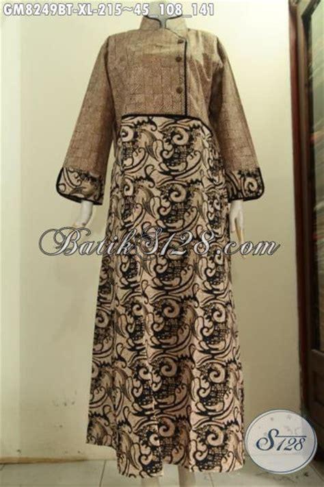 Gamis Pria Jubba Alebas Kombinasi gamis batik wanita dewasa model plisir polos abaya batik