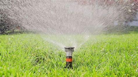irrigazione giardino interrata irrigazione acqua alle piante