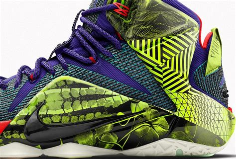 Kaos Nike Siluet 12 nike lebron 12 id unlocked sneaker bar detroit