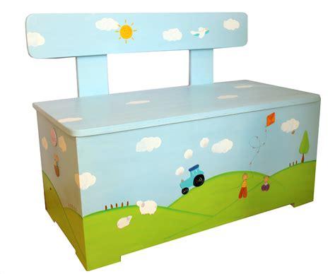 childrens toy box bench personalized childrens bench toy box עיצוב חדרי ילדים ונוער