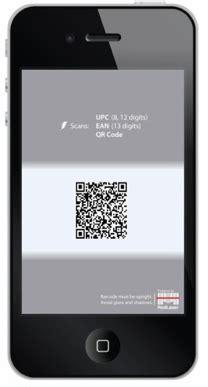 iphone q r code ebay adds qr codes to barcode scanning app redlaser techcrunch