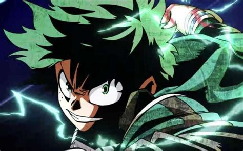 my hero academia movie will premiere at anime expo 2018