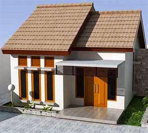 foto rumah sederhana cukup menginspirasi kumpulan model