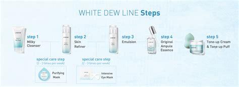 Laneige White Dew laneige white dew original oule essence facestory