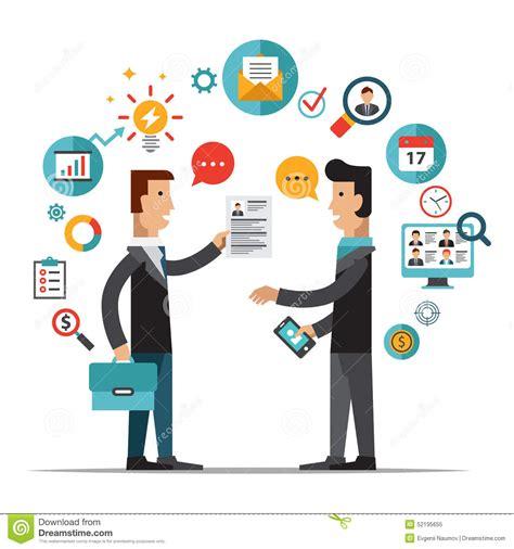 design art jobs recruitment flat vector illustration stock vector