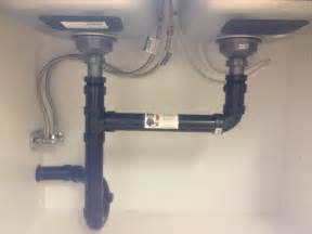 kitchen sink drain pipe kitchen sink installation callaway plumbing and drains ltd