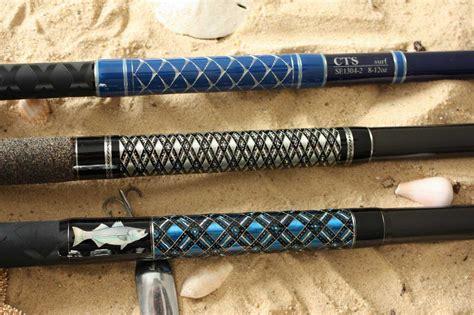 Handmade Fishing Rods - surf rods keystone custom fishing rods