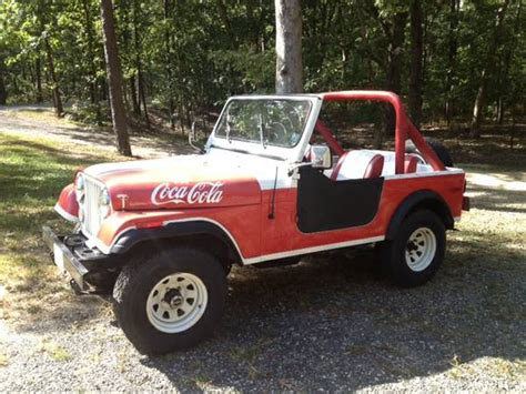 1978 jeep cj7 value cj 7 ewillys