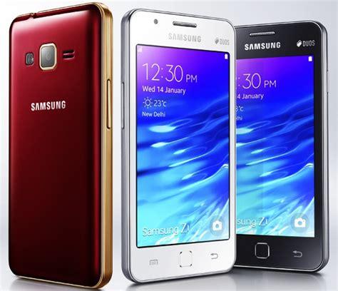 Hp Samsung Terbaru Z1 harga samsung z1 terbaru sekitar rp1 1 jutaan hadir di indonesia oketekno