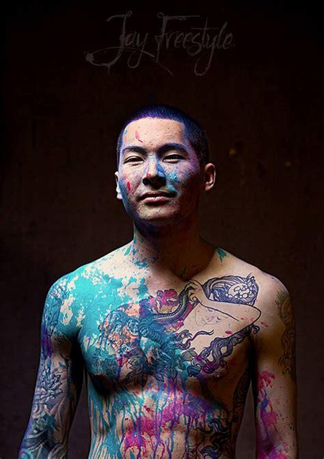 Tattoo Artist Jay | tuba edman jay freestyle tattoo artist