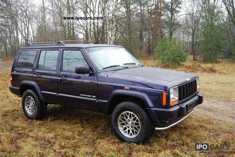 Jeep 4 0 Ho Specs 2000 Jeep Xj 4 0l Ho Limited Limited