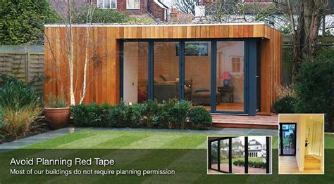 Garden Sheds Planning Permission by Flat Roofed 2 5 Metre Quot No Planning Permission Quot Height