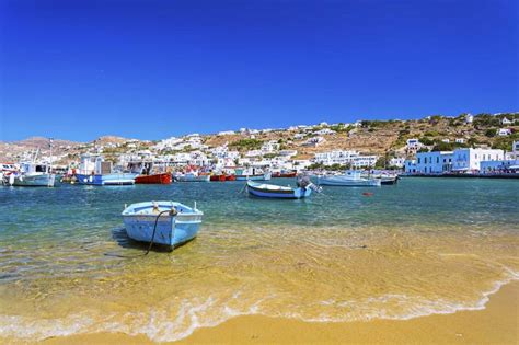 boat trip athens greece land sea vacation package athens mykonos