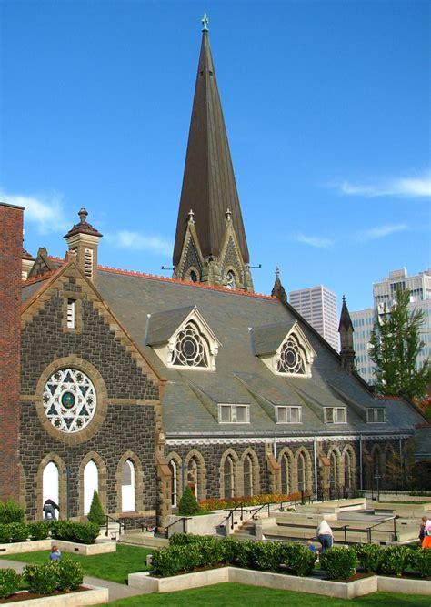 first presbyterian church portland