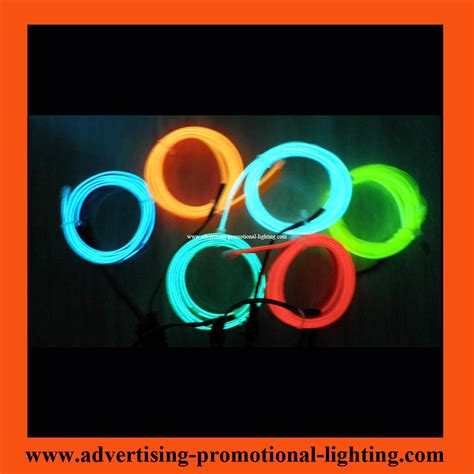 Electroluminescent L by China Electroluminescent Wire A109 5 China El Wires