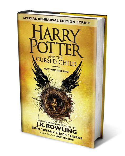 Ori Harry Potter And The Cursed Child Part One And Two Playscript harry potter and the cursed child 199 ok yak箟nda raflarda frpnet