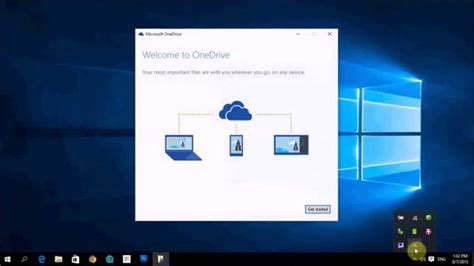onedrive tutorial windows 10 getting started with onedrive windows 10 tutorial youtube