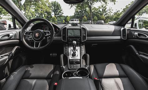 porsche cars interior 2015 porsche cayenne s e hybrid review 7502 cars