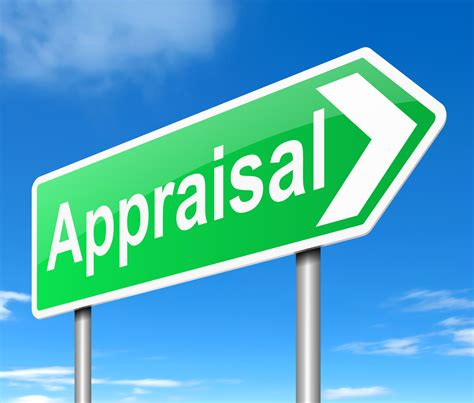 what is involved in appraisal the robinson appraisal