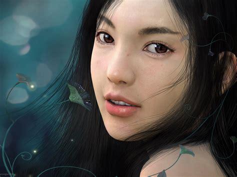 wallpaper anime tercantik 191 por que los orientales tienen los ojos rasgados taringa