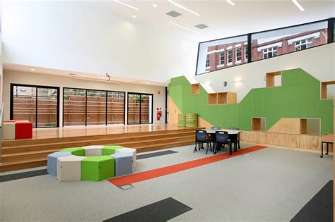 Interior Designer School by St Joseph S Primary School Architecture Style