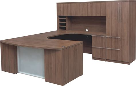 u shaped executive office desk new executive bow front u shape suite with glass modesty