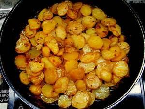 Tiki Hut Bratkartoffeln Aus Rohen Kartoffeln Rezept Mit Bild