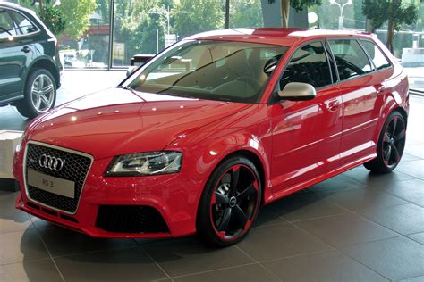 Audi Rs3 Sportback 2011 by 2011 Audi Rs3 Sportback 8pa Pictures Information And