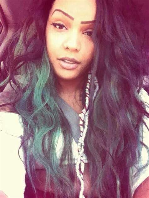 is streaking still popular on hair best 25 green hair streaks ideas on pinterest purple