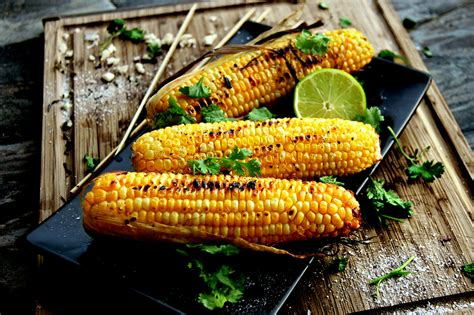 grilled cilantro lime corn on the cob quot a bachelor and his grill quot