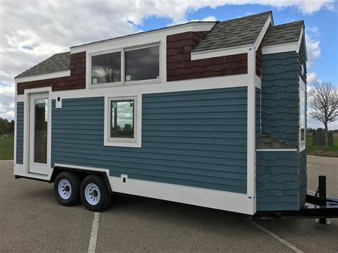 tiny houses for sale driftless 20 tiny house rv for sale in wisconsin