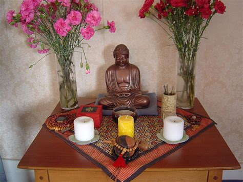 buddhist altar designs for home research project ritual aspects of western buddhism in