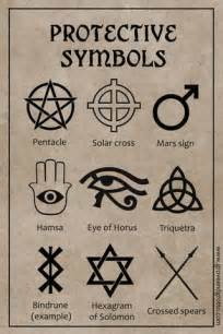 magickal symbols of protection grove and grotto