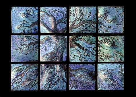 wall tile murals tree of ceramic wall tiles natalie studios
