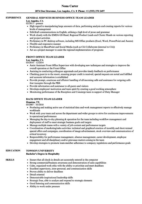 resume sample corporate team lead susan ireland resumes