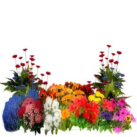 Flower Garden Png Png Garden Flowers By Kmygraphic On Flower Garden Png